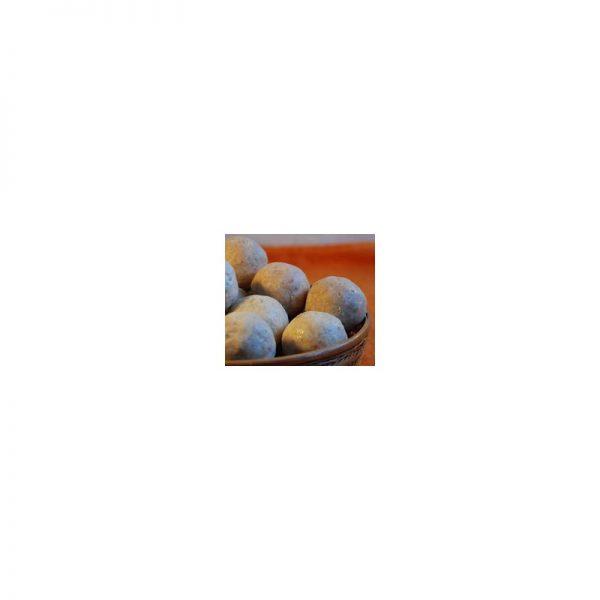 Jabón artesanal en bolas de Lemongrass
