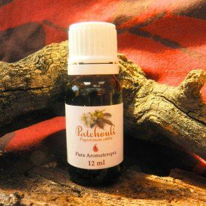 Aceite esencial de Patchuli