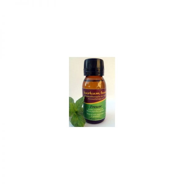 Aceite para masajes Frescor