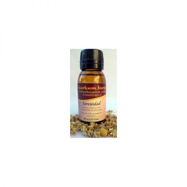 Aceite para masajes Serenidad