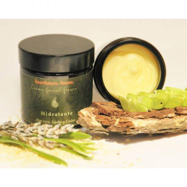 crema hidratante piel normal