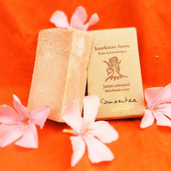 Jabón artesanal de Kamasutra
